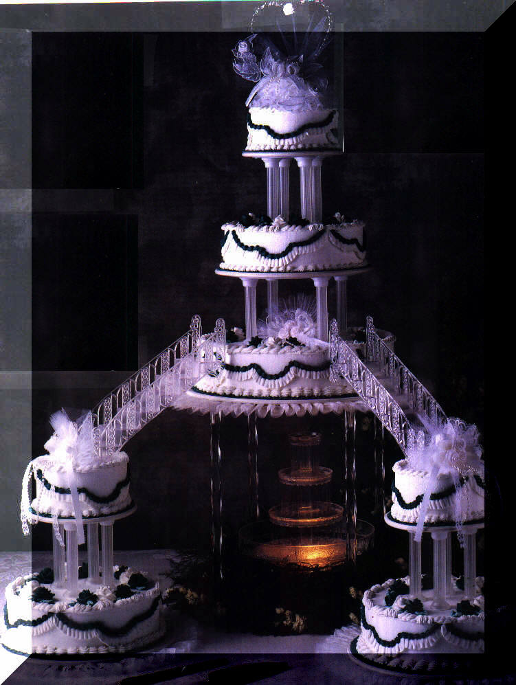 Fabulous Tiered Wedding Cakes with Fountains 751 x 997 · 103 kB · jpeg
